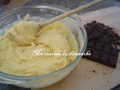 Blog de epicurienne : Ma cuisine du dimanche, Cookies aux éclats de chocolat