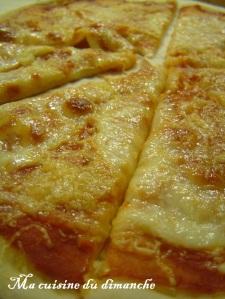 Blog de epicurienne : Ma cuisine du dimanche, Pizza alla rucola / Pizza Margherita