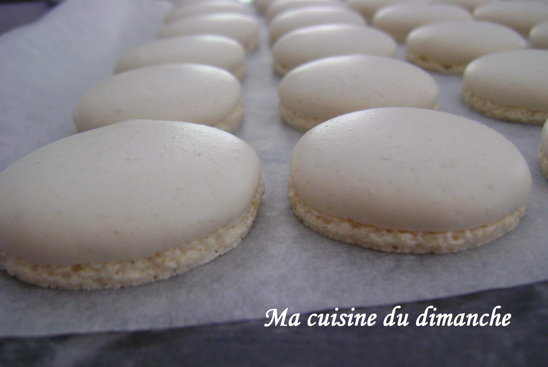 quand la cuisson a bien march la coque doit tre bien lisse dessous le macaron doit se dtacher trs facilement du papier sulfuris sans accrocher - Colorant Pour Macaron