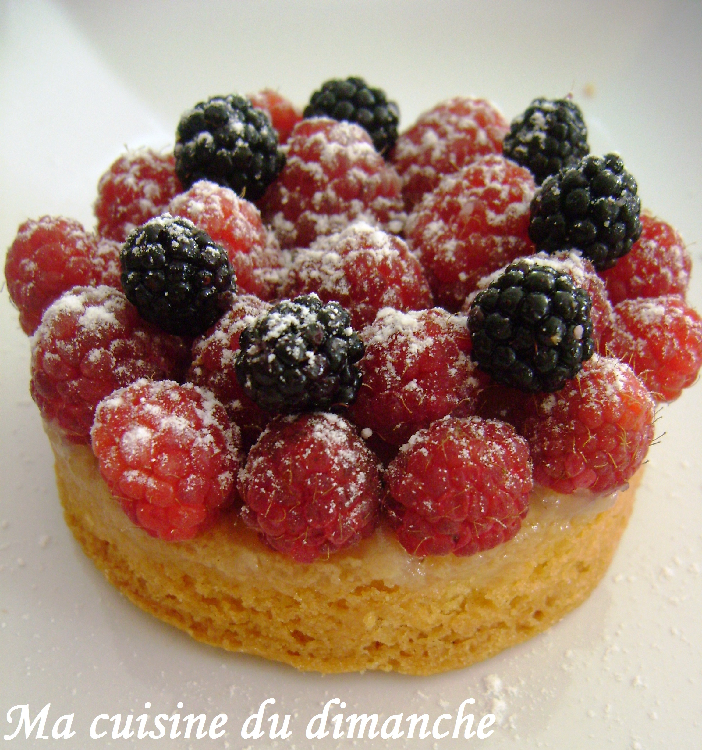Palets bretons - Fond de tarte palet breton ...